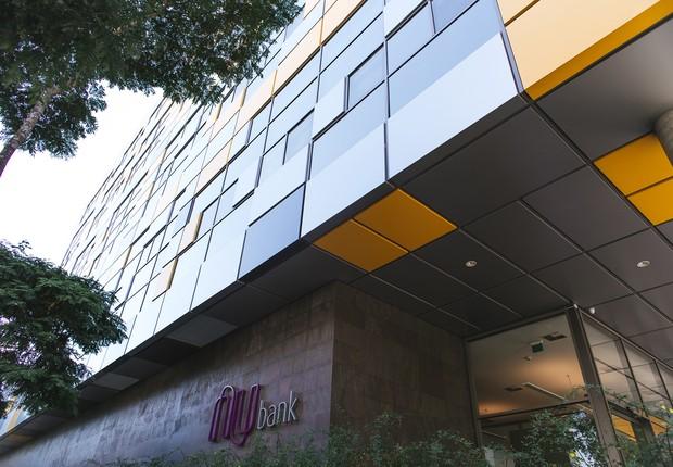 Escritório do Nubank em São Paulo (Foto: Divulgação/Nubank)