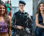 'A força do querer' conta a história de três protagonista bem diferentes: Ritinha (Isis Valverde), Jeiza (Paolla Oliveira) e Bibi (Juliana Paes) | Reprodução