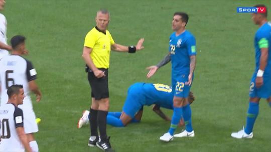 """Barreto diz que repercussão negativa de Neymar na Copa terá reflexos: """"Vai ter um impacto nele"""""""