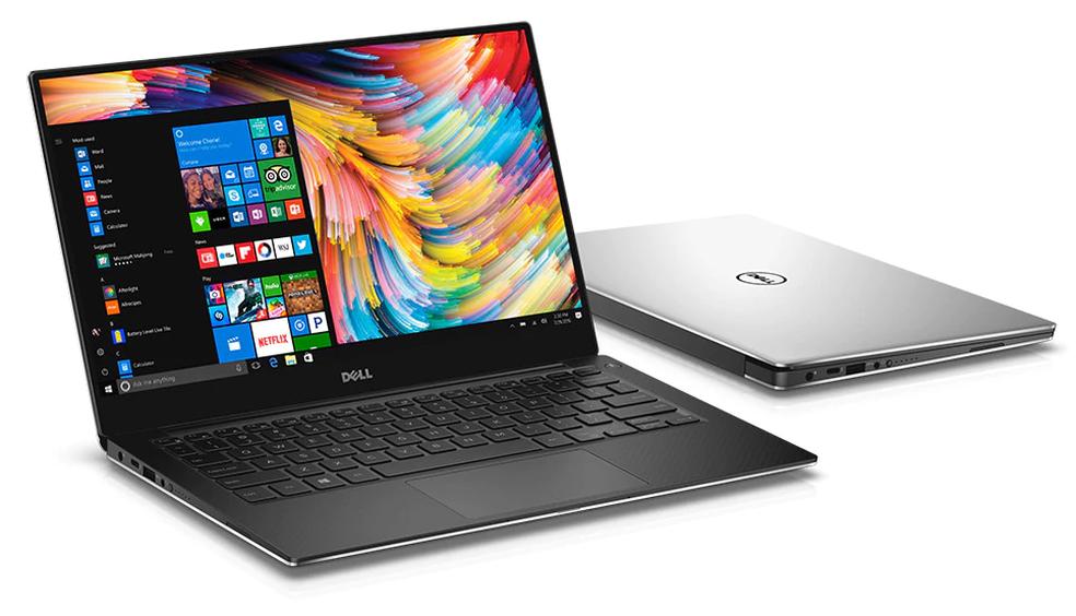 Dell XPS 13 possui tela de 13 polegadas com resolução QHD+ (Foto: Divulgação/Dell)