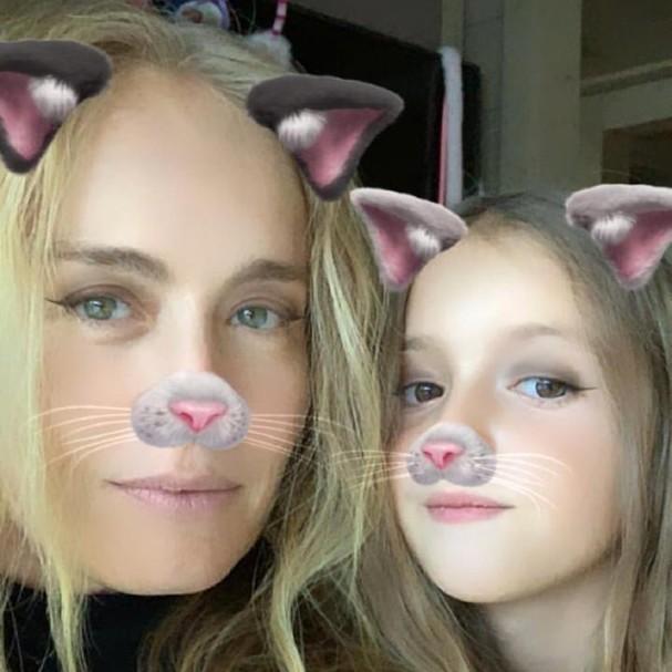 Angélica e Eva (Foto: Reprodução / instagram)