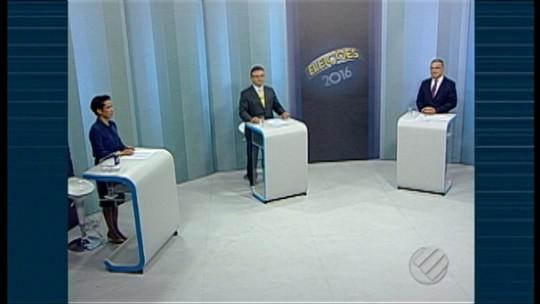 Debate com candidatos de Belém na TV Liberal