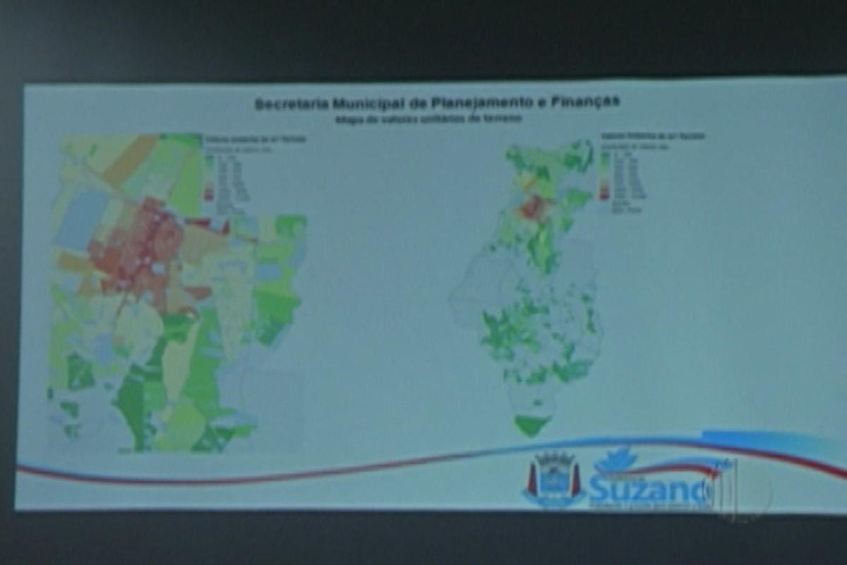 Projeto que prevê alteração na Planta Genérica de Valores deve ser votado nesta quarta-feira em Suzano