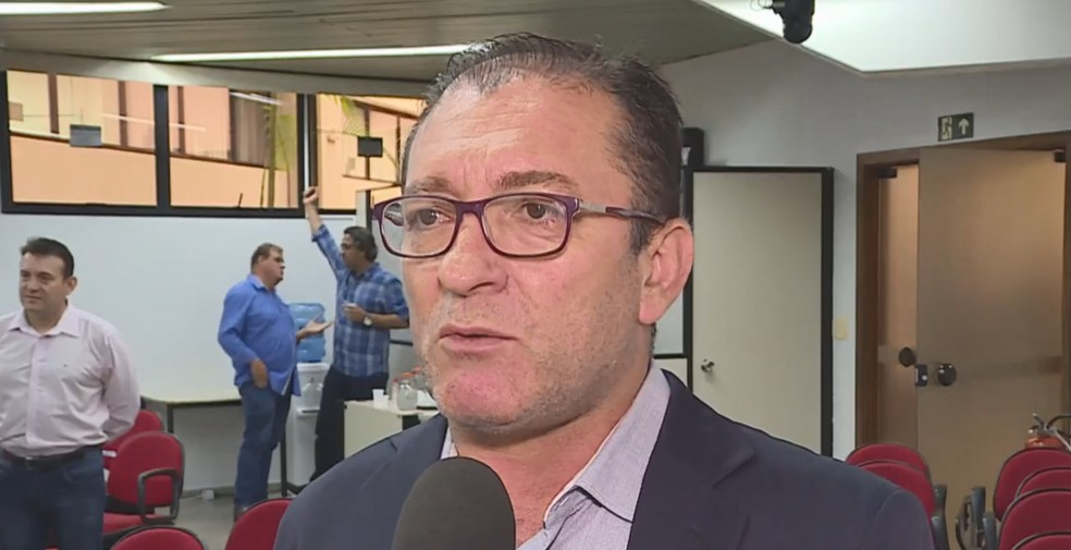 Vereador Claudio Duarte (PSL), de Belo Horizonte — Foto: Arquivo/Globo