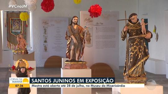 Santos juninos são homenageados com exposição no Museu da Misericórdia