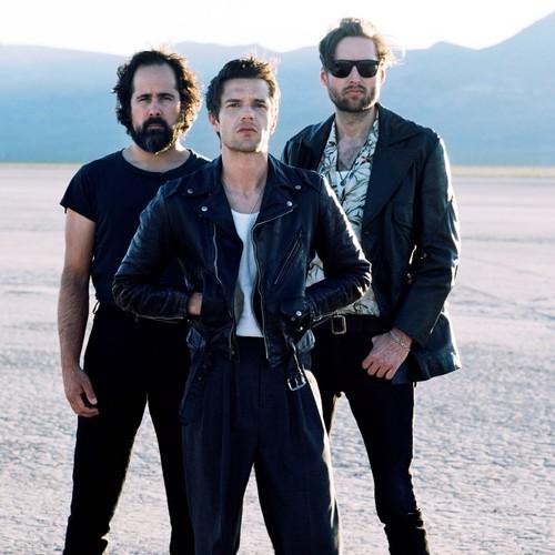 The Killers em foto do novo disco 'Wonderful wonderful'