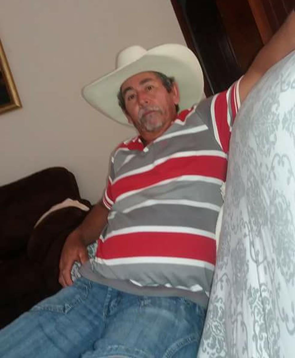 Moisés Moraes foi assassinado com mais de 10 tiros e teve o corpo queimado (Foto: Arquivo pessoal)