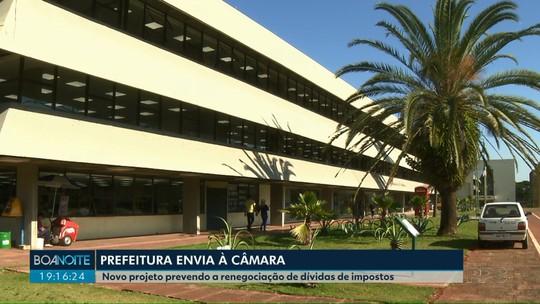 Prefeitura de Londrina envia à Câmara projeto de lei que prevê renegociação de dívidas de impostos