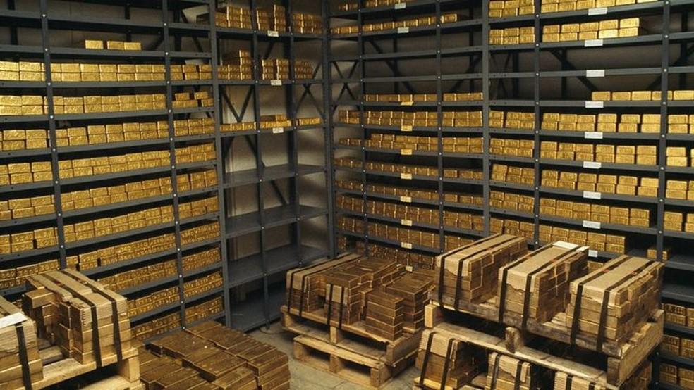 Descoberta de novas reservas está cada vez mais rara — Foto: Getty Images via BBC