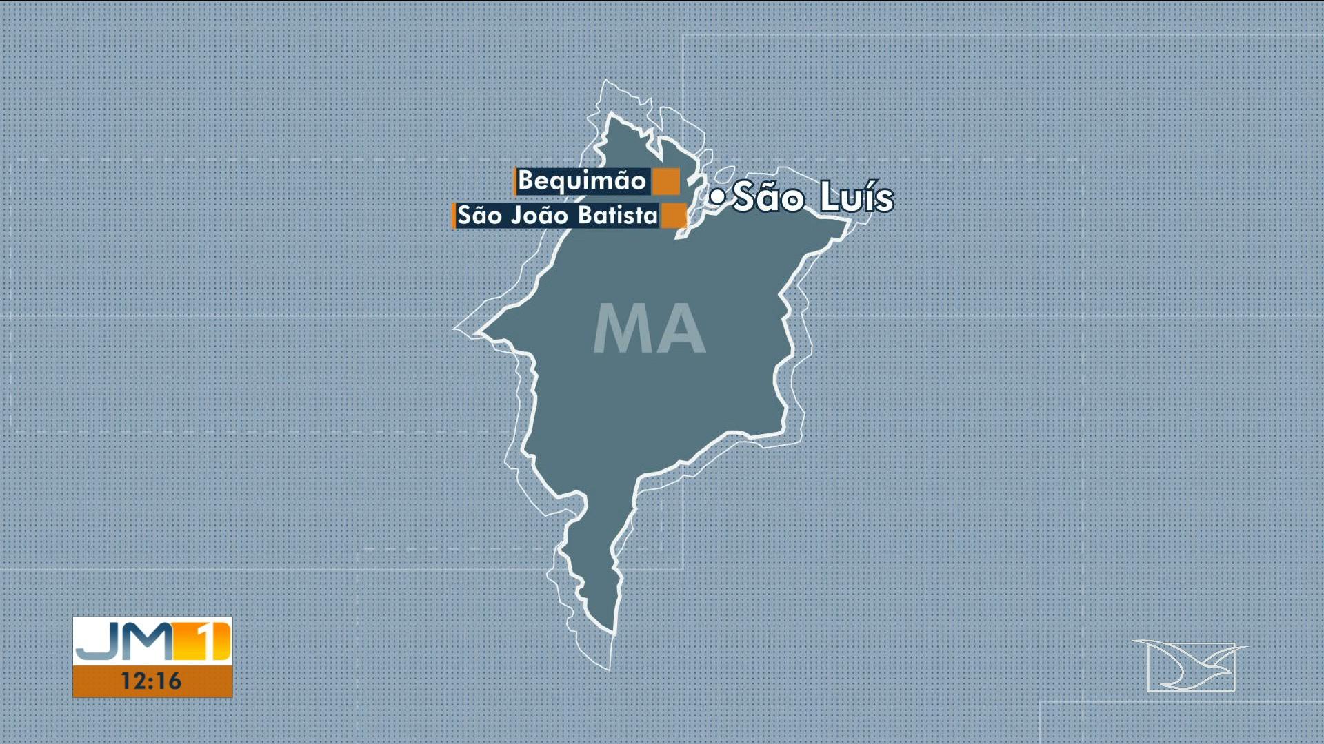 Tremor de terra com magnitude de 3.1 é registrado em São João Batista, no MA - Notícias - Plantão Diário