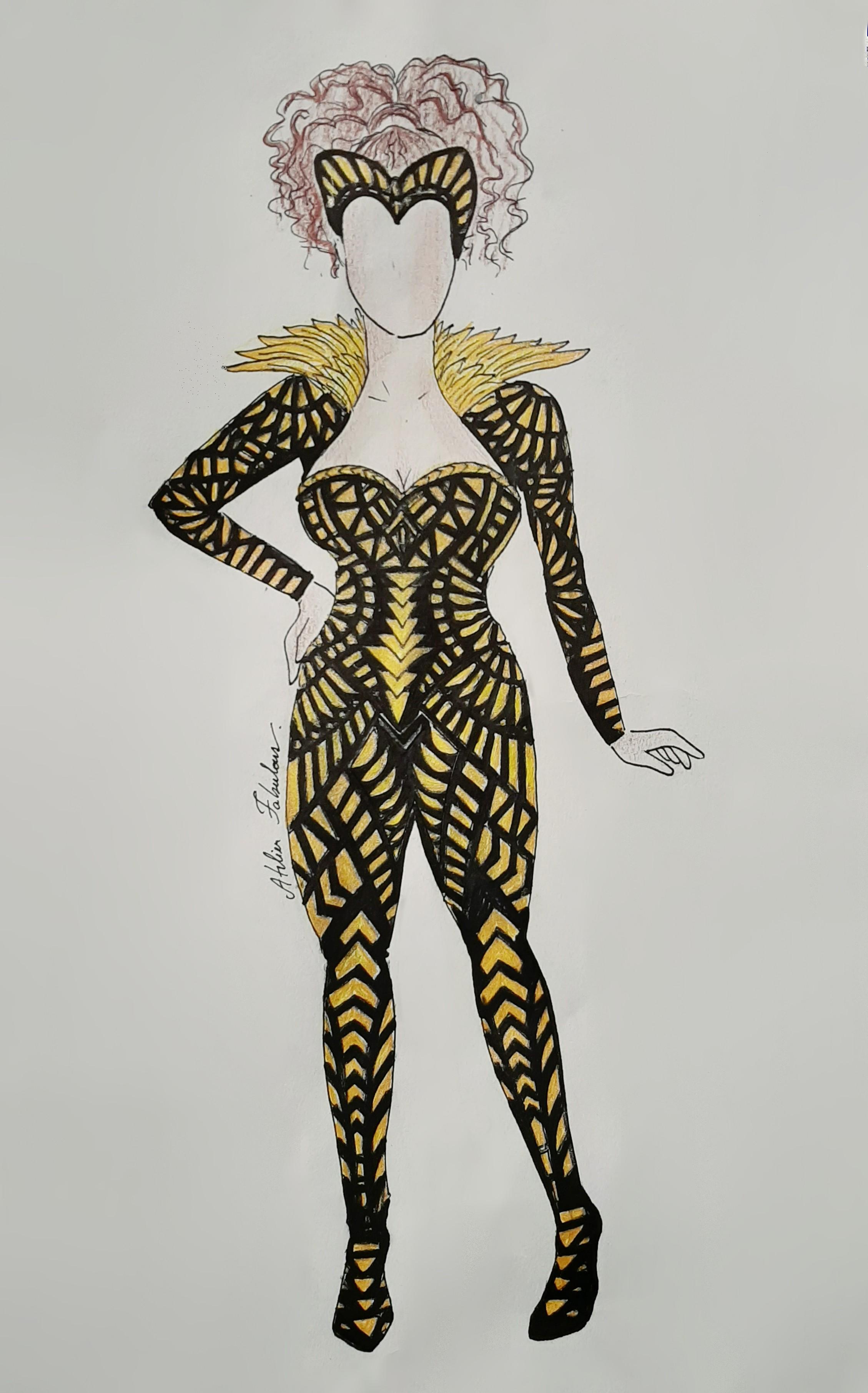 Margareth Menezes usará figurinos inspirados na Rainha Nerfetiti e Olodum no carnaval de Salvador