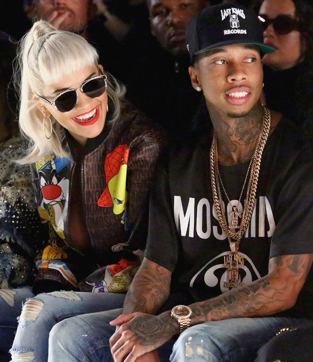 Rita Ora e Tyga (Foto: Getty Images)