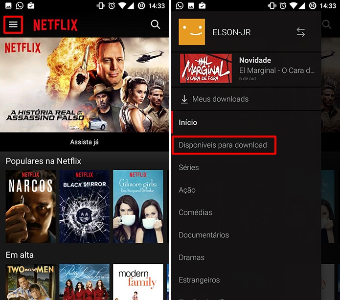how to download off netflix