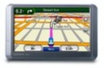 GPS Garmin Nuvi 205W