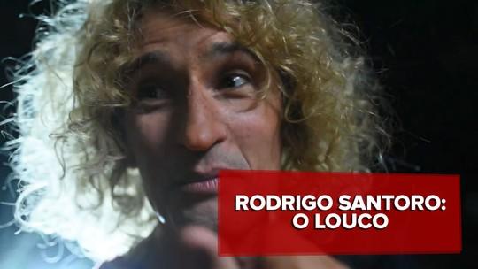 Rodrigo Santoro atua como o Louco em 'Turma da Mônica': 'Era meu personagem predileto'