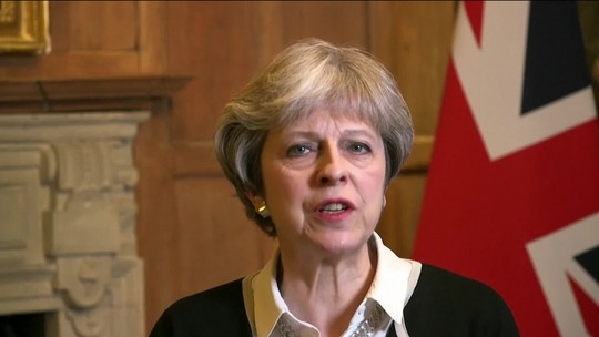May diz que se esgotaram os canais diplomáticos possíveis
