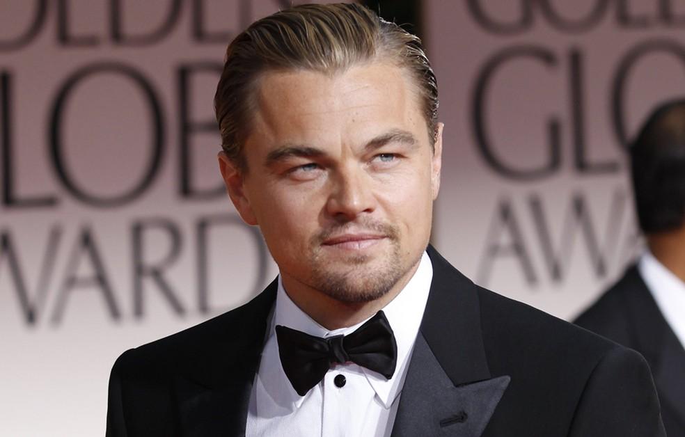 Leonardo DiCaprio — Foto: Reuters