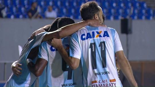 Oeste marca quarto gol contra e lidera ranking entre as Séries A e B