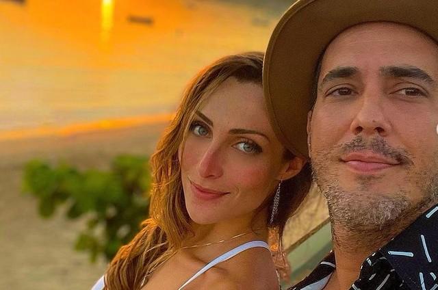 Sofia Starling e André Marques estão juntos há dois anos (Foto: Reprodução)