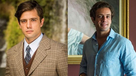 Rafael Cardoso comemora a chegada de Daniel e o define como 'um cara de índole maravilhosa'