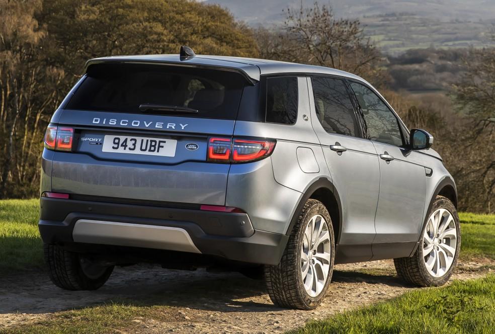 Land Rover Discovery Sport — Foto: Divulgação/Land Rover