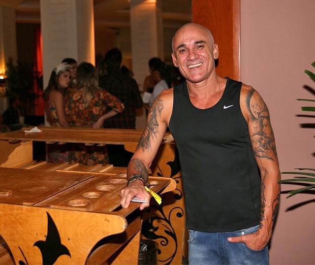 Ayrton  (Foto: Denilson Santos e Dilson Silva/ AgNews)