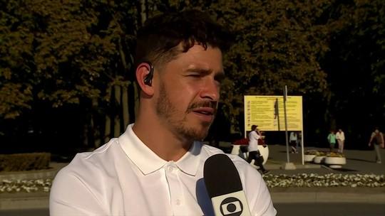 Para Giuliano, convocações mostram que ele acertou ao fechar com o Zenit
