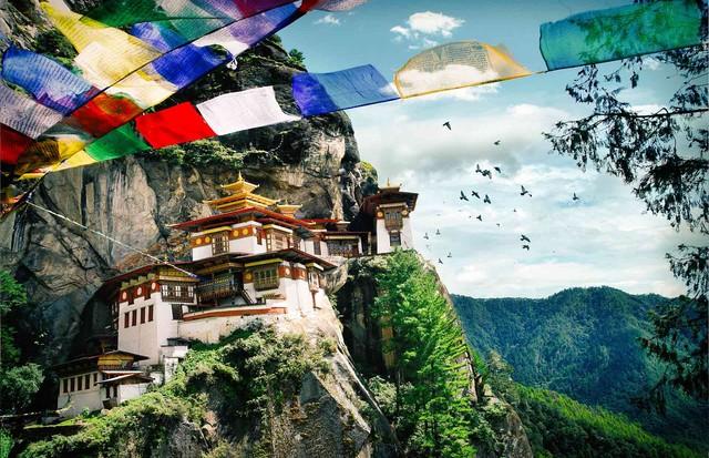 Bhutan (Foto: Divulgação/ Getty Images)