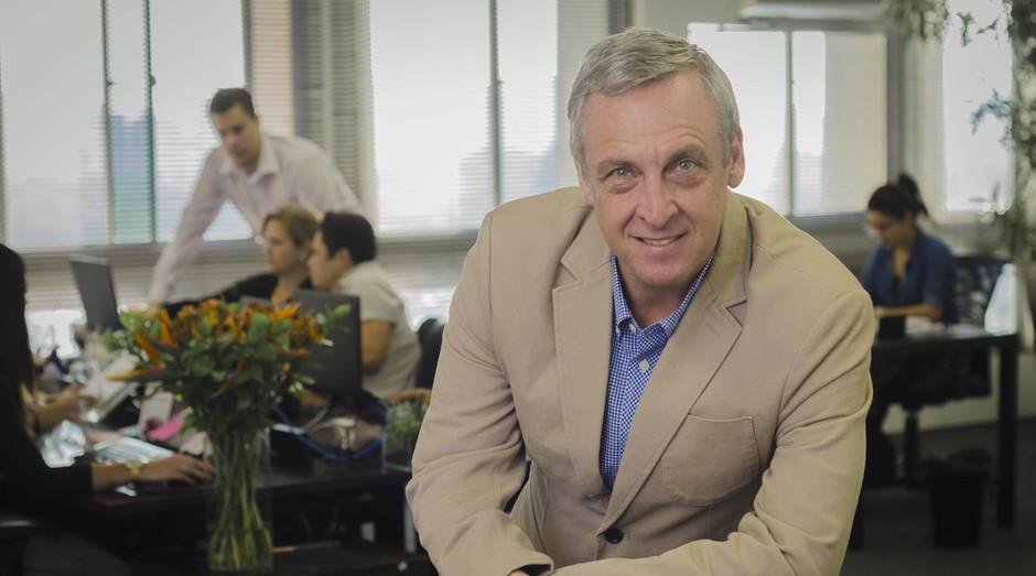 Sérgio Wainer, fundador da startup VIA/W (Foto: Divulgação)