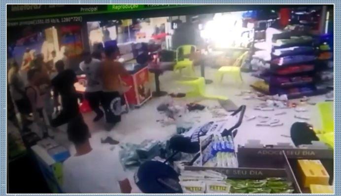 Polícia indicia envolvidos em briga em loja de conveniência após jogo em Florianópolis