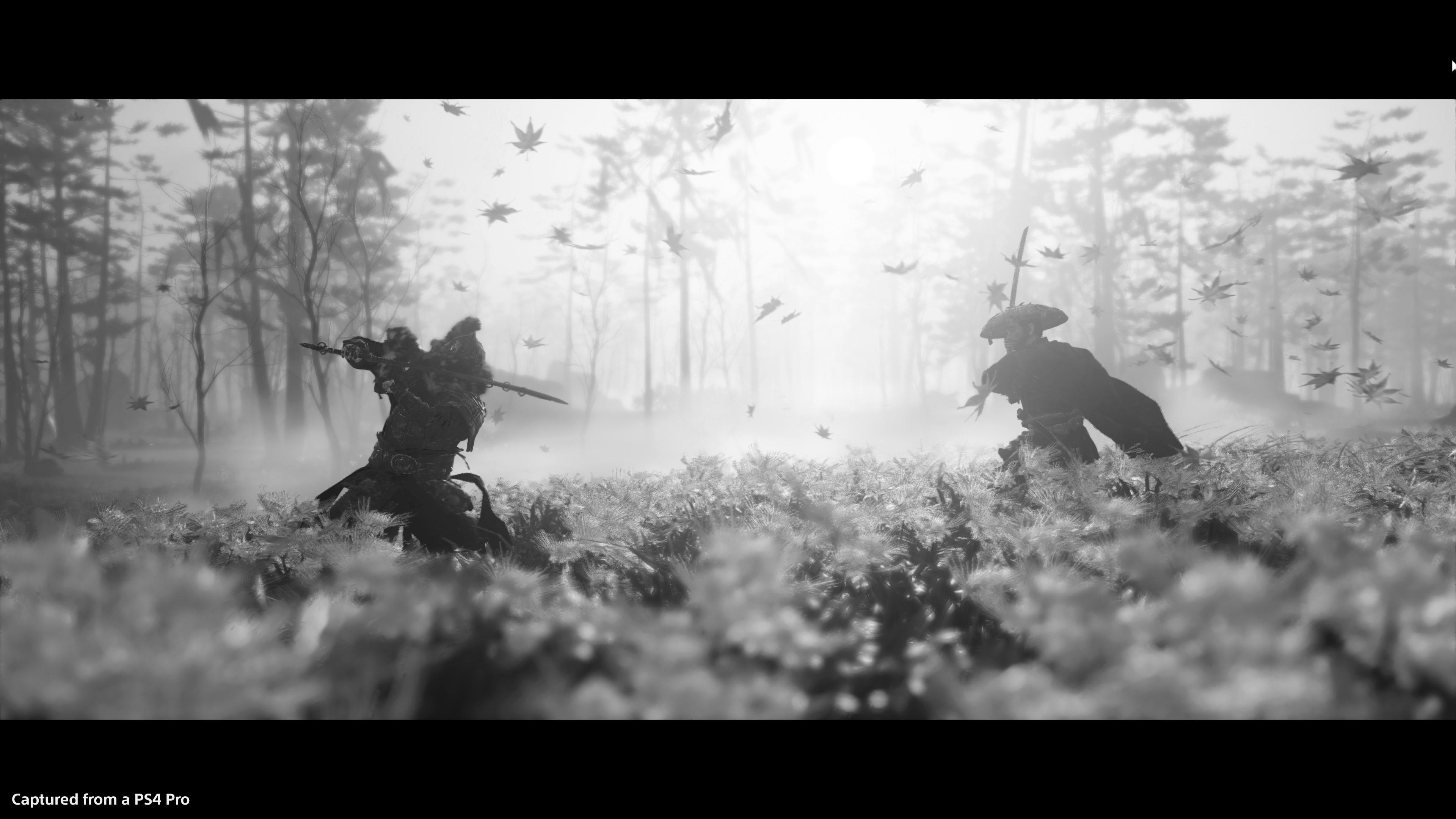 'Ghost of Tsushima' buscou inspiração em filmes e games; veja lista feita pelos desenvolvedores