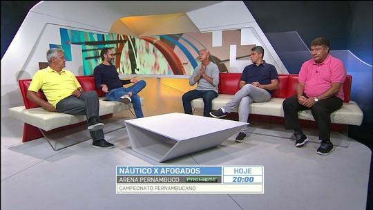 """Comentarista diz que jogadores do Vitória poderiam """"simular contusão"""" no Ba-Vi"""