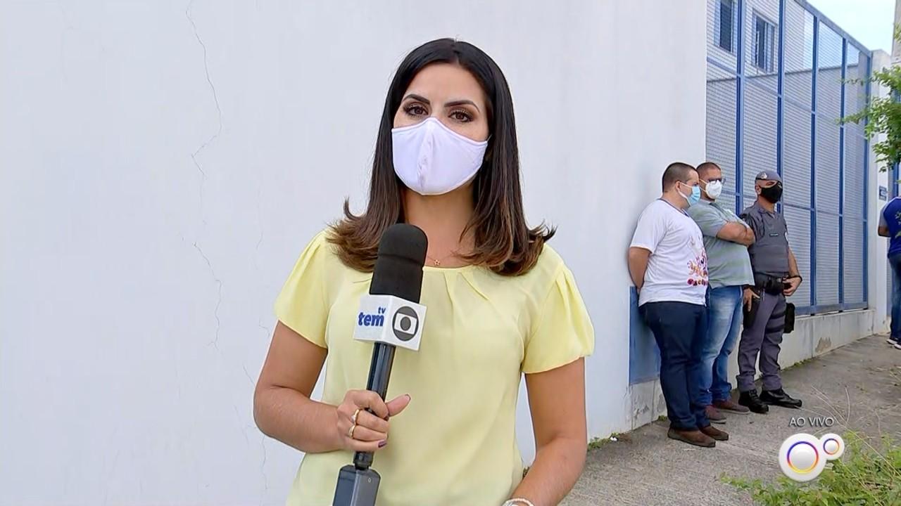 Região de Sorocaba recebe quase 13 mil doses da vacina CoronaVac nesta quarta-feira