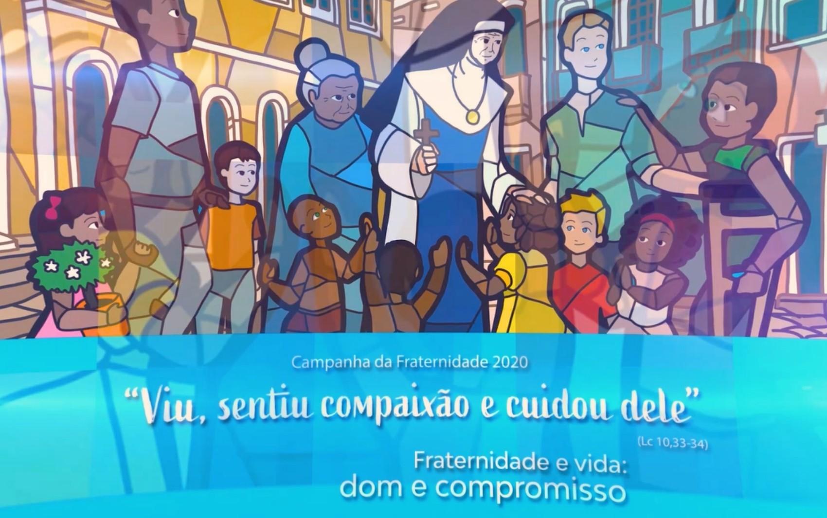 'Fraternidade e vida': católicos goianos conhecem tema de campanha de 2020