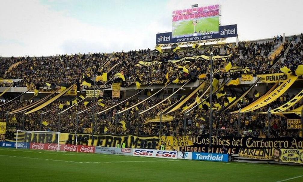 Estádio Peñarol Campeón Del Siglo — Foto: Reprodução / MUNDO CARBONERO