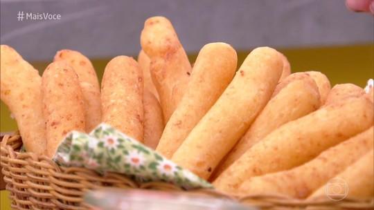 Biscoito Goiano Frito de Polvilho