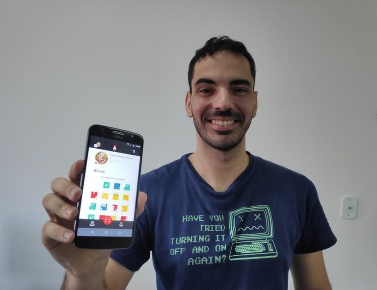 Pesquisador lança aplicativo para estimular rotina de doação de sangue, em João Pessoa - Notícias - Plantão Diário