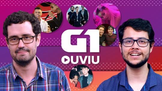 Ariana Grande, Killers, Jerry Smith com Safadão, James Blake com Travis Scott: as novidades do G1 Ouviu