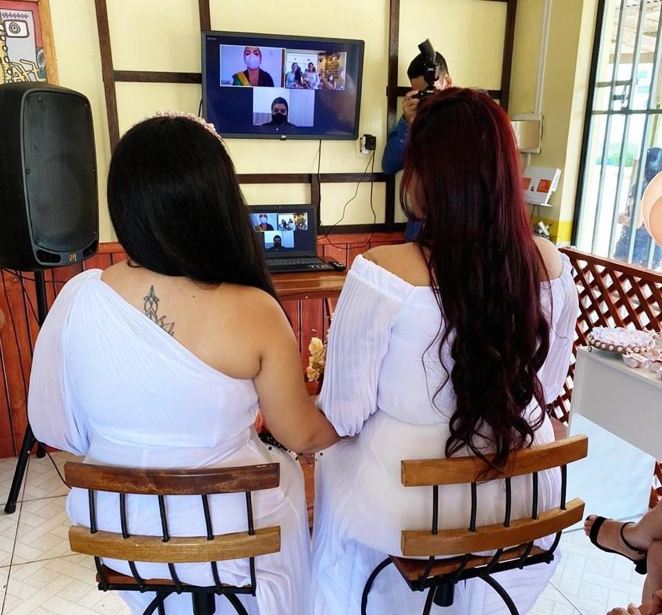 Nº de casamentos no Amapá sobe 8 vezes em setembro, mas ainda segue menor que 2019