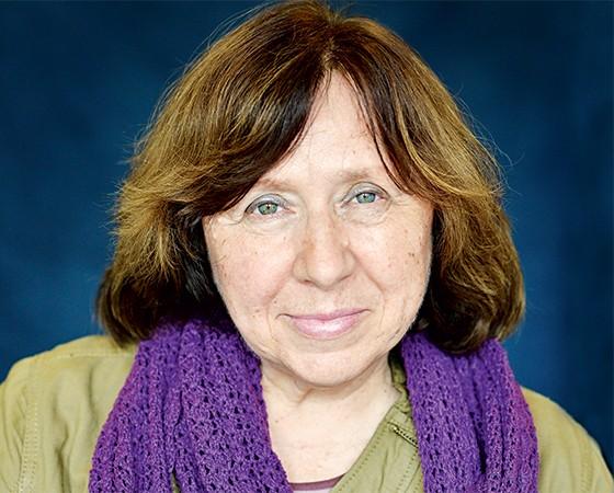 Svetlana Alexievich  (Foto: Ulf Andersen/Getty Images)