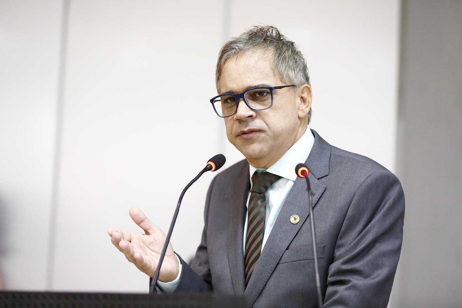 Deputado estadual Geraldo de Rondônia é diagnosticado com coronavírus