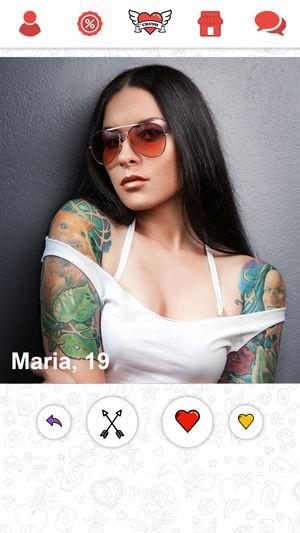 Tattoo Crush (Foto: divulgação)
