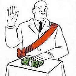 Político (Foto: Arquivo Google)