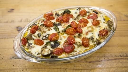 Lasanha de Berinjela do Chef Ravioli