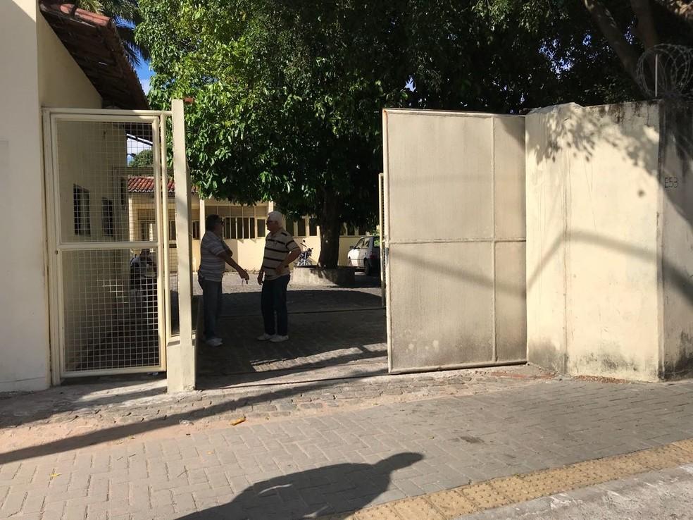 Sete adolescentes fugiram do Ciad em Natal (Foto: Kléber Teixeira/Inter TV Cabugi)