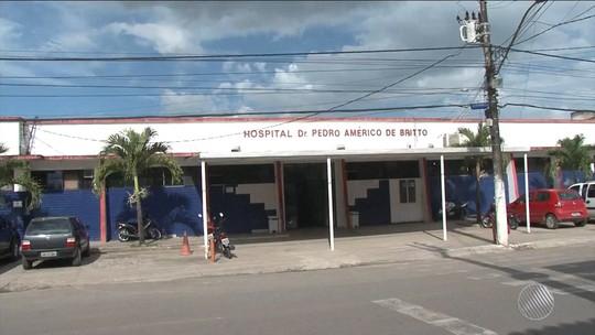 Enfermaria de hospital na Bahia é interditada após alagamento