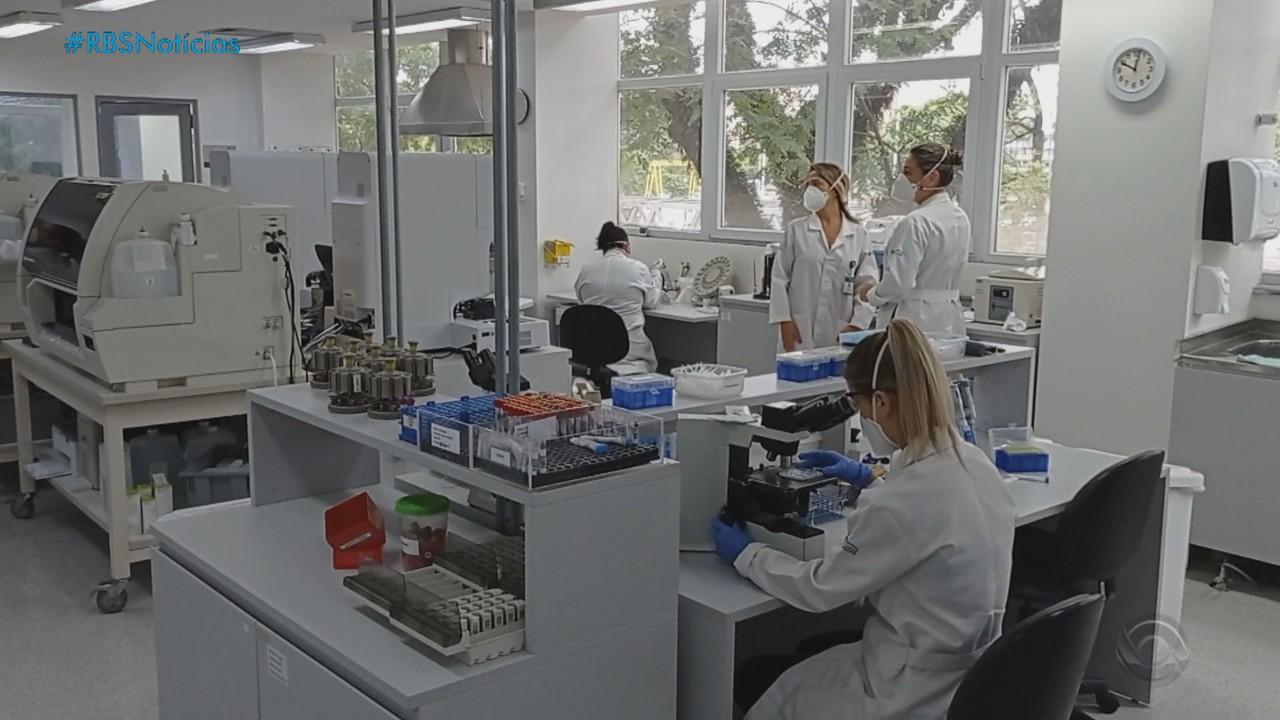 Mutirão amplia número de testes de Covid-19 em Porto Alegre