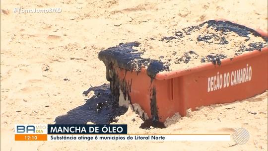 Análise de pesquisadores da UFBA aponta que óleo que atinge litoral do NE é produzido na Venezuela