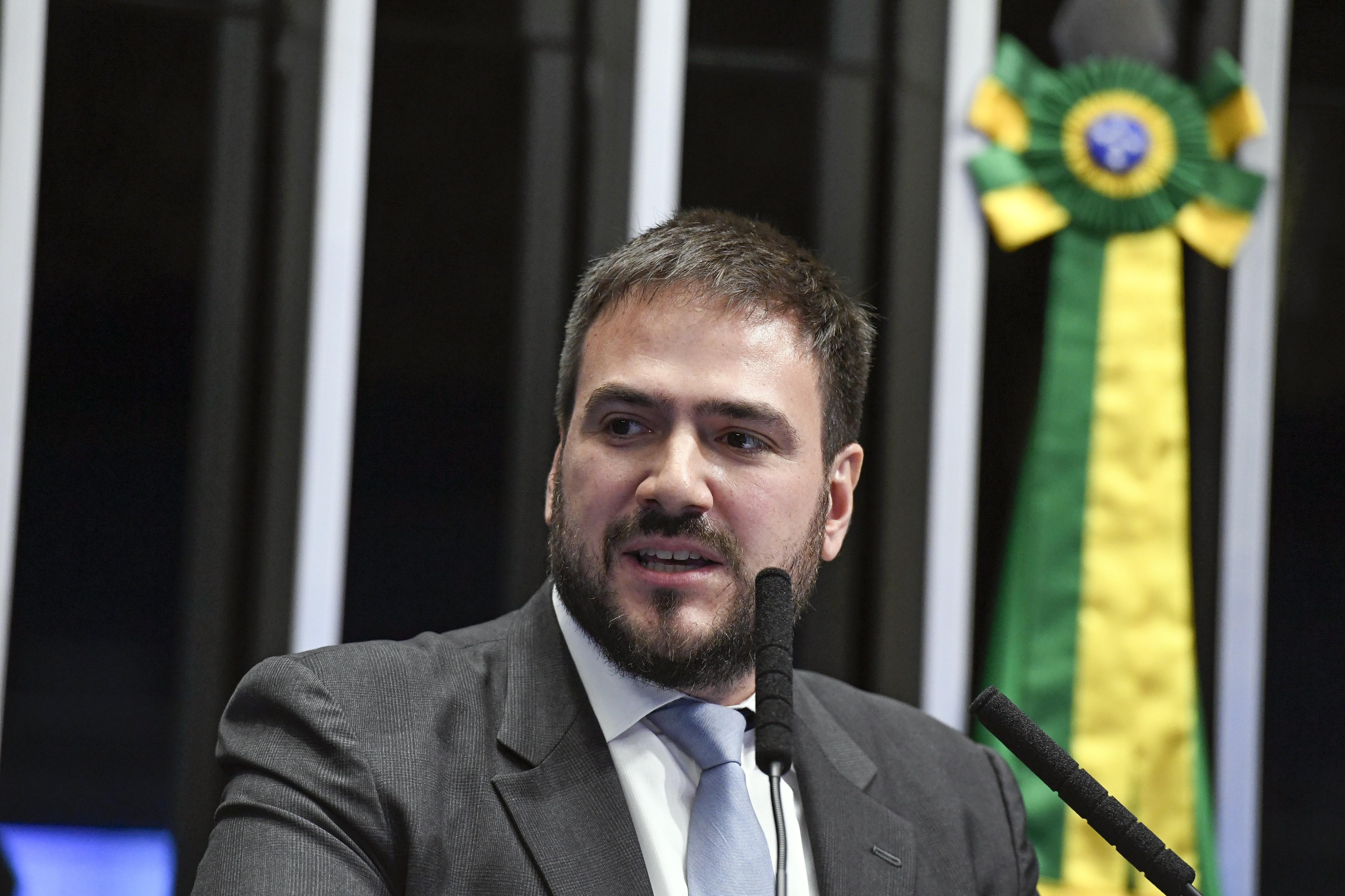 Flávio Bettarello, secretário-adjunto de relações internacionais do Ministério da Agricultura (Foto: Edilson Rodrigues/Agência Senado)