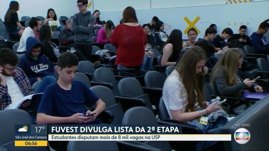 Fuvest 2019 divulga lista dos aprovados para segunda fase do vestibular